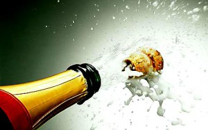 ouvrir bouteille champagne