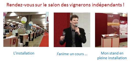 rv salon vignerons